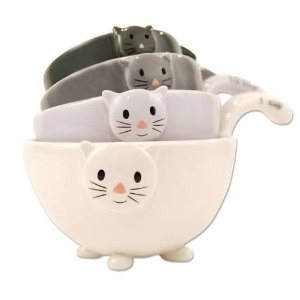 Kitty Cat Measuring Cup