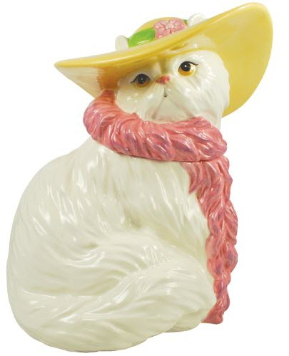6 Best Cat Cookie Jars For Sale For Cat Lovers Kitty