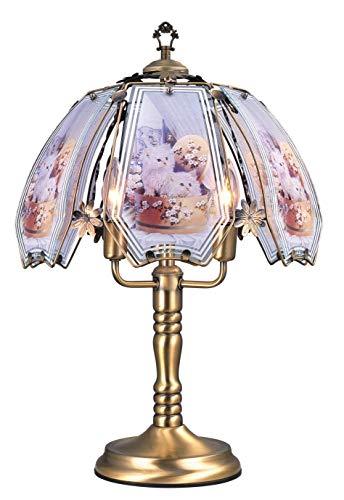 ORE International K302 Lighting Lamp With Cat Theme