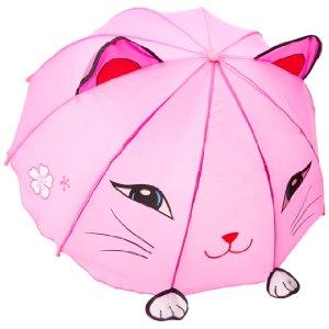Umbrella With Cats