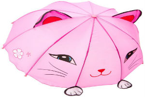 Umbrella With Cats
