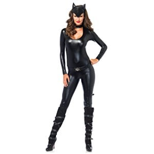 Black Cat Costume For Adults